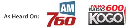 AM 760 KOGO 600