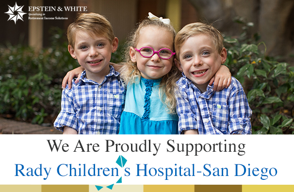 We're Proud to Announce our Support of Rady Children's ...