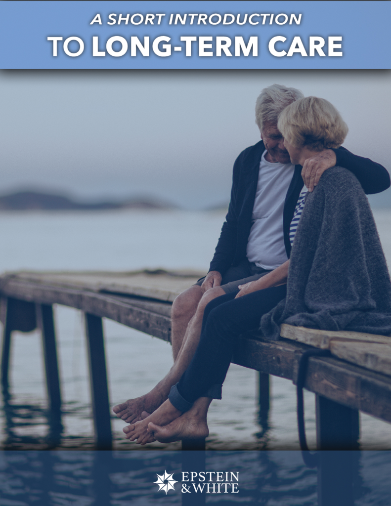 A Short Introduction to Long-Term Care