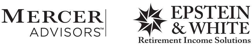 Epstein & White Retirement Income Solutions, LLC Logo